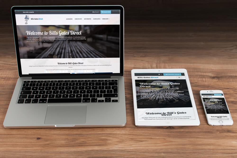Website Development Nottingham